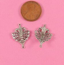 ANT SILVER OX DAPT BUTTERFLY CONNECTORS - 2 PC(s)