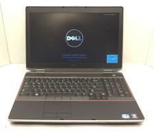"Dell Latitude E6520 15.6"" Core i7-2640M 2.80GHz 4GB 250GB WiFi DVD/ RW Battery"