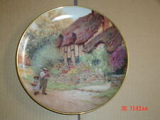 Franklin Mint Collectors Plate COUNTRY LANE