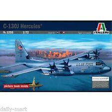 ITALERI 1/72 1255 C-130J HERCULES Model Kit