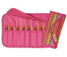 Clover Getaway Soft Touch Crochet Hooks Gift Set 8 hooks size C thru J 3626