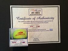 2012 US Open Mixed Doubles Quarterfinals MATCH POINT Used Tennis Ball - MEIGRAY