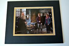 Ciaran Hinds Signed Autograph 10x8 photo display Harry Potter Film & COA