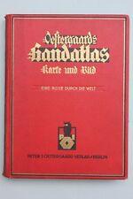 Oestergaards Handatlas - Karte und Bild - Eine Reise durch die Welt