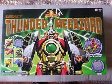 Mighty Morphin Power Rangers Legacy Thunder Megazord (New in Box sticker bottom)