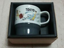 Starbucks Japan Geography Series Tokyo Mug 2016