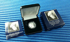 1996 Australia $1 One Dollar Sir Henry Parkes Commemorative Silver Proof Coin