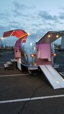 AIRSTREAM PROMOTIONAL STAGE TRAILER