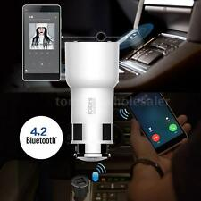 Xiaomi Roidmi 2S Music Bluetooth Car Charger 5V Output Dual USB Ports Hands-free