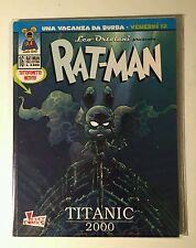 Rat man collection n°16 TITANIC  2000 1°EDIZIONE ORIGINALE