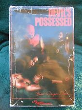 Devil's Possessed (VHS, Big Box) All Seasons Entertainment Paul Naschy, Norma