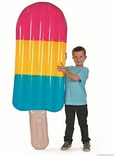 7 FOOT JUMBO - Ice Pop Inflatable Popsicle Stick - Birthday Blow Up + 1 Milllon