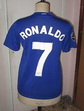 Maillot shirt trikot maglia CRISTIANO RONALDO MANCHESTER UNITED  2008-2009 third