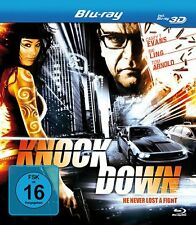 Knockdown: Never Lost a Fight in 3D ( Mystery-Thriller BLU-RAY ) mit Bai Ling