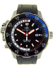 IWC Aquatimer Deep Two Automatic IW354702 46mm Men's W/ Papers