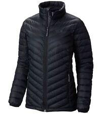 New Womens M MEDIUM Mountain Hardwear Micratio Q-Shield Down Winter Jacket Coat