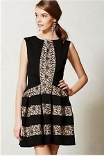 Eva Franco Anthropologie New Strata Dress $295 Size 14