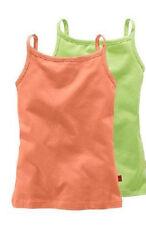 CFL Colors for Life Mädchen Top 2er-Pack Gr.164/170 grün/ orange Neu *  412
