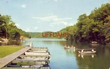 BOAT DOCK AND LAKE, GREENBO STATE PARK, GREENUP, KY