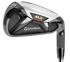 TAYLORMADE M2 5-PW+AW IRON SET - LADIES RIGHT HAND GRAPHITE - NEW