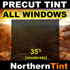 Precut Window Tint Film for Mazda 3 04-09 All 35% vlt (moderate dark)