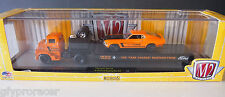 M2 Machines 1/64 1956 FORD C-500 COE & 1970 FORD MUSTANG BOSS 429