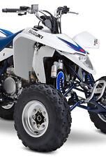 ATV,SHOCK COVER,PROTECTEUR D'AMORTISSEUR,VTT, SUZUKI ,ARCTIC CAT,MONSTER BLUE,