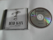 DEAD AGAIN - Movie Soundtrack (CD 1991) GERMANY Pressing