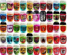 Bath and Body Works Pocketbac Hand Gel Sanitizer Grab Bag Bundle pack of (10)