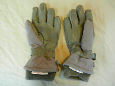 Military Intermediate Cold/Wet Weather Gloves, Ansell Hawkeye, Small NWOT