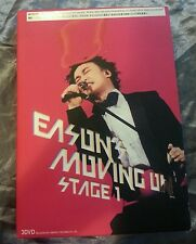 HK EASON CHAN 陳奕迅 MOVING ON STAGE 1 LIVE IN CONCERT HONG KONG 3 DVD Set