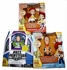 Buzz Lightyear Sheriff Woody & Jessie Disney Toy Story SIGNATURE COLLECTION