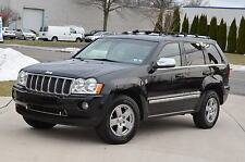 Jeep: Grand Cherokee 4dr Overland