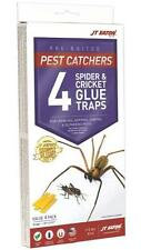 NEW J.T. EATON 844 PACK (4) SPIDER CRICKET INSECT PEST GLUE TRAP KILLER 3606837