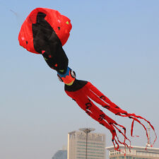 3D10 meters large software kite / squid kite / software pendant / octopus