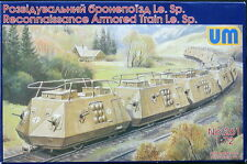 UM-MT Models 1/72 GERMAN ARMORED RECONNAISSANE TRAIN Le.Sp.