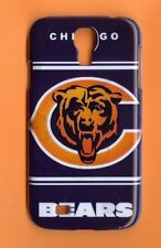 CHICAGO BEARS 1 Piece Glossy Case / Cover Samsung GALAXY S4 (Design 3)+Stylus