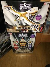 Bandai Mighty Morphin Power Rangers Movie LEGACY NINJA MEGAZORD FALCONZORD NEW!!