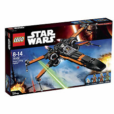 LEGO Star Wars Poe's X-Wing Fighter 75102 NEU OVP mit Figuren BB-8 Poe Dameron .