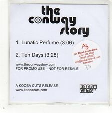 (GD473) The Conway Story, Lunatic Perfume / Ten Days - DJ CD