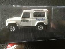 LAND ROVER DEFENDER SHORT TAIL HOEGAARDEN BEER BIER BIERE 1/43 SCALE MODELCAR