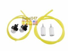 For Poulan Chainsaw Trimmer Fuel Line Filter Snap in Primer Bulb 530047721 New