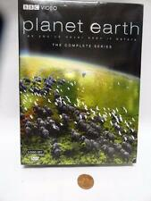PLANET EARTH - BBC 5 DVDs BOX SET (high definition) Documentary