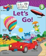 Let's Go! by Susan Ring and Julie Aigner-Clark (2009, Board Book) picture book