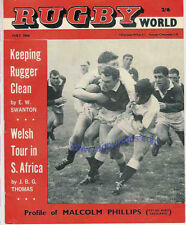 RUGBY WORLD MAGAZINE THE PERFECT GIFT FOR A RUGBY FAN BORN IN MAY 1964