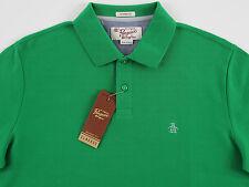 Men's PENGUIN Kelly / Jolly Green Polo Shirt Medium M NWT NEW Classic Fit Nice!