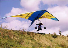 Hang gliding Fun Day ( London - North Downs - Surrey )