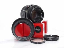 "Leica Summicron-R 50mm f/2 MF 2 Cam Lens #2230519 ""Pristine Optics"""