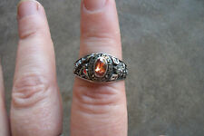 vintage 1992 Greeley Central High School class ring  9