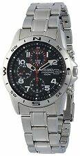 100% Authentic! New Seiko CHRONOGRAPH SND375P1 SND375 SND375PC Men's Watch Japan